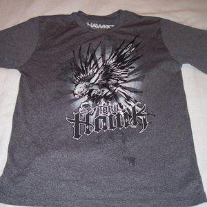 """Tony Hawk """"Hawk"""" Gray S/S T/Sh L"""
